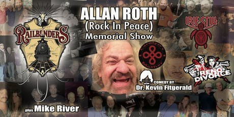 ALLAN ROTH (Rock In Peace) Ft. Railbenders | Carolyn's Mother | Reno Div tickets