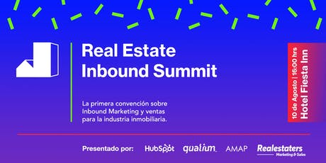 Real Estate Inbound Summit boletos
