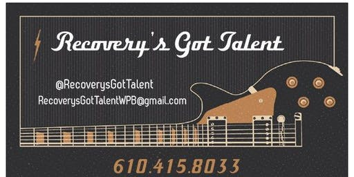 Recovery's Got Talent