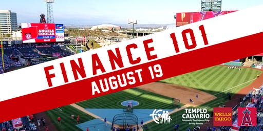 Finance 101 at Angel Stadium