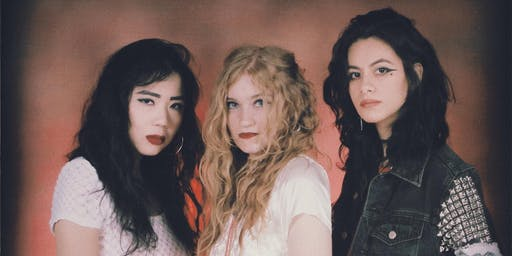 L.A. Witch with Spirit Mother