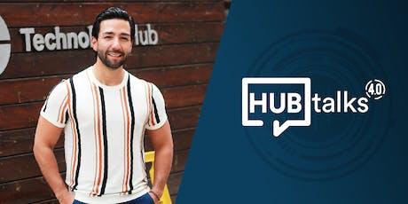 """HUBtalk4.0 """"Del TLCAN al T-MEC"""" por Mario Iván Olivas entradas"""