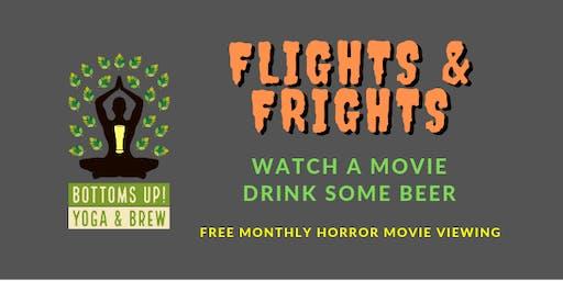 Flights & Frights - [Bottoms Up! Yoga & Brew]