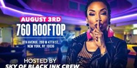 Sky of Black Ink Crew @ Saturday Night Live 760 Rooftop tickets