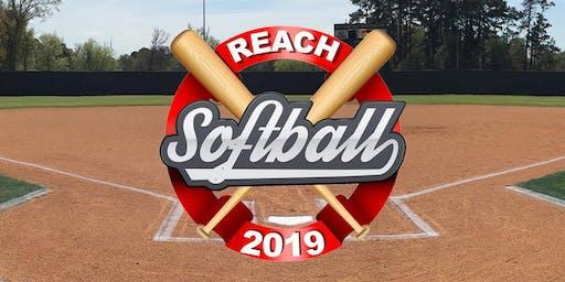 REACH 2019 SOFTBALL TOURNAMENT