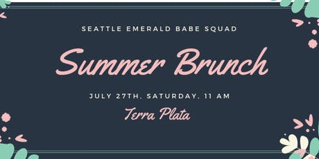 Seattle Emerald Babes Summer Brunch  tickets
