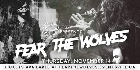Fear The Wolves - Gabby's Live Music Showcase  tickets