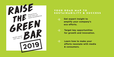 Raise the Green Bar 2019: Your Roadmap to Sustainability & Success tickets