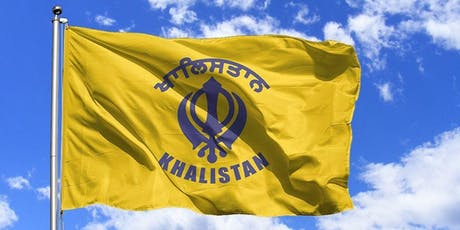 Khalistan Flag Raising Ceremony tickets