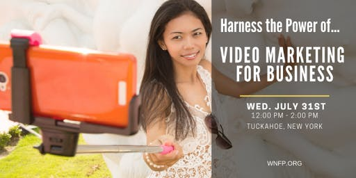 Lunch & Learn: Video Marketing for Business