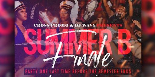 SUMMER B FINALE AT BAJAS | FRIDAY JULY 26TH