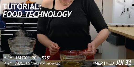 Food Technology Tutorial