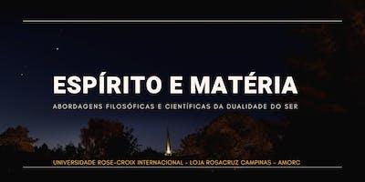 ESPÍRITO E MATÉRIA - Abordagens Filosóficas e Científicas da Dualidade do Ser