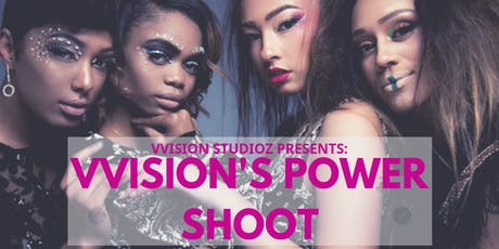 VVision's: Power Shoot tickets