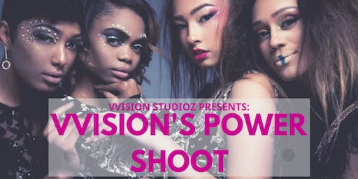 VVision's: Power Shoot