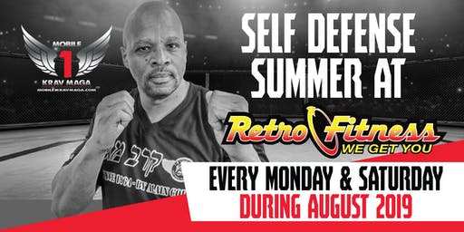 Self Defense Summer at RetroFitness