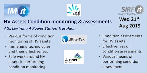 VICTAS HV Assets Condition monitoring and assessments - AGL Loy Yang A Power Station Traralgon