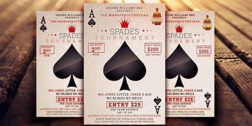 Spades Tournament