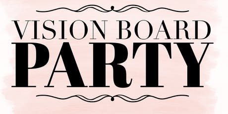 Vision Board Happy Hour tickets