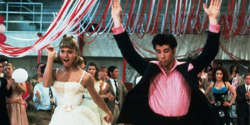 POP UP MOVIE: GREASE