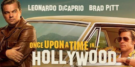 CYP - Once upon a time in Hollywood