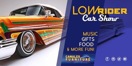 Lowrider Car Show Fair tickets