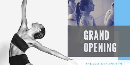 Divine Dance Studio GRAND OPENING!