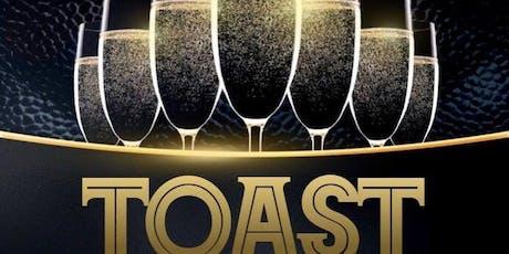 TOAST: An All Black Affair tickets