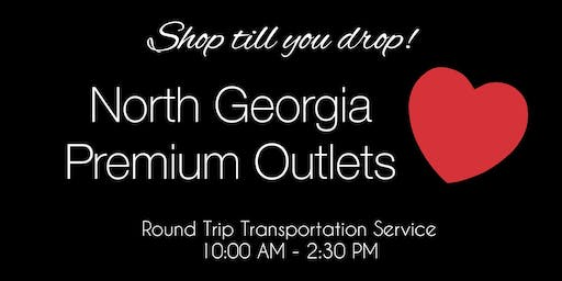 North Georgia Premium Outlet (Round Trip Transportation Service)