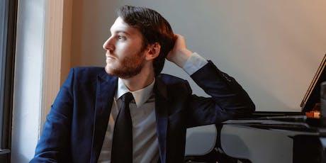 Daniel Colalillo: Piano Recital in Toronto tickets