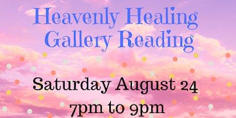 Heavenly Healing Gallery Reading  tickets