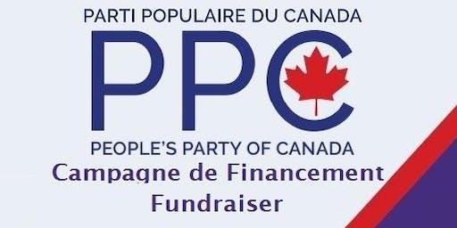 PPC Fundraiser - Leadership Training / Formation de Leadership