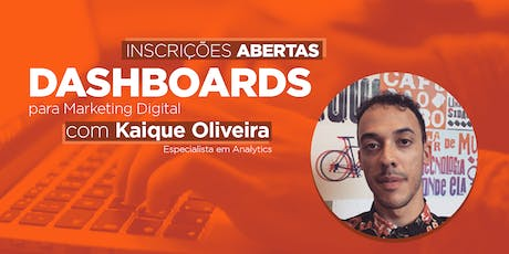 Criação de Dashboards para Marketing Digital ingressos