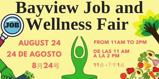 Bayview Job and Wellness Fair