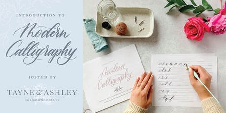 Intro to Modern Calligraphy | Pointed Pen tickets