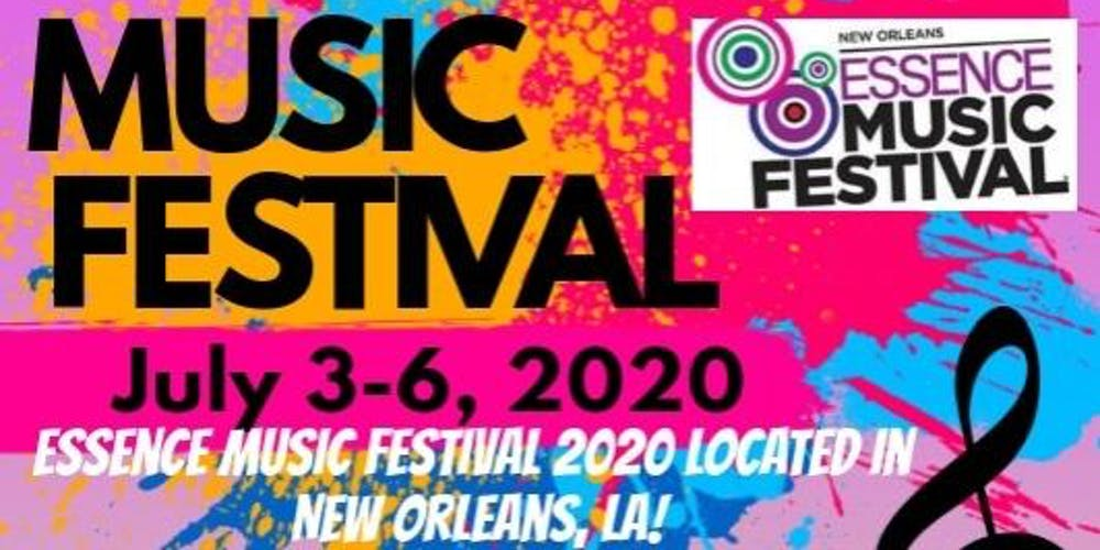 When Is Essence Festival 2020.Essence Festival 2020 With Royal Occasions Llc Tickets Fri