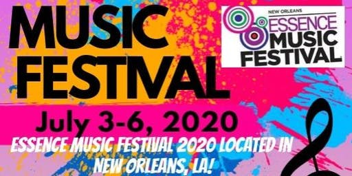 Essence Festival Lineup 2020.New Orleans La Fair Events Eventbrite