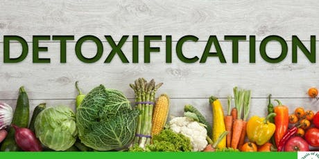 DETOXIFICATION- Learn how to detox safely: FREE Community Lecture Series tickets