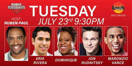 Dominique,  Jon Rudnitsky, and more - Rubee Tuesday! tickets