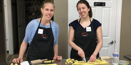 Gnocchi and Cavatelli Making from Scratch (Meal Included) tickets