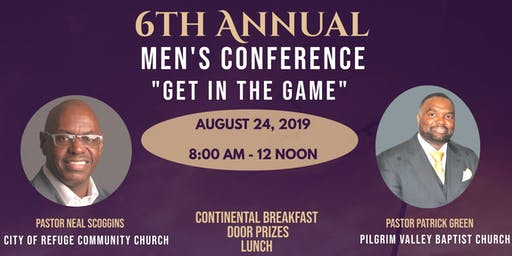 Liberty Hill Baptist Church 6th Annual Men's Conference