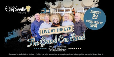 LIVE at the Eye:   Grand Cru Band tickets