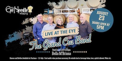 LIVE at the Eye:   Grand Cru Band