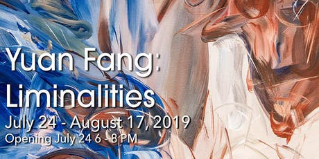 "Opening Reception of ""Yuan Fang: Liminalities"" tickets"