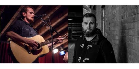 Irish Paul Caldwell and Brian'O'Brien at Tractorgrease Cafe tickets
