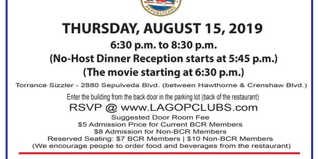 Beach Cities Republicans August Monthly Meeting tickets