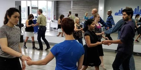 Swing and Hustle Dance Social  tickets