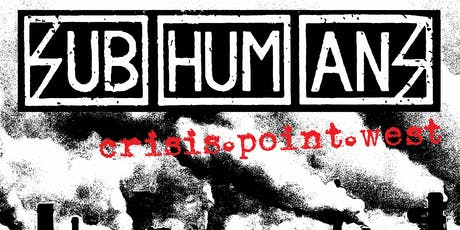 SUBHUMANS in PORTLAND tickets