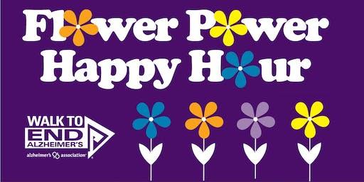 Flower Power Happy Hour