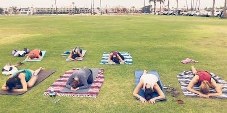 Vinyasa by the Bay  Free Yoga Classes tickets